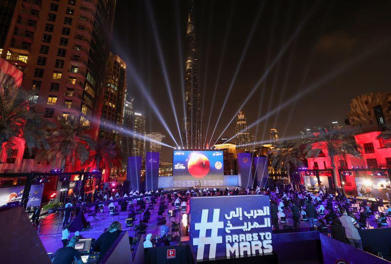 UAE's Hope Probe enters Mars orbit in first Arab mission