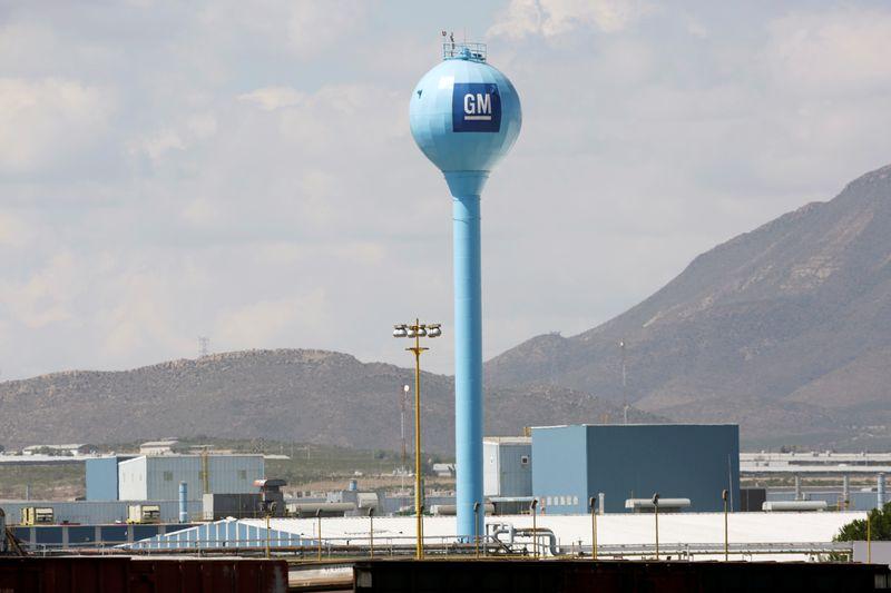 General Motors bat les estimations de bénéfice au 4e trimestre
