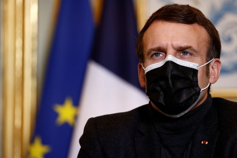 Macron a évoqué avec Biden une issue au conflit Airbus-Boeing, rapporte CNBC