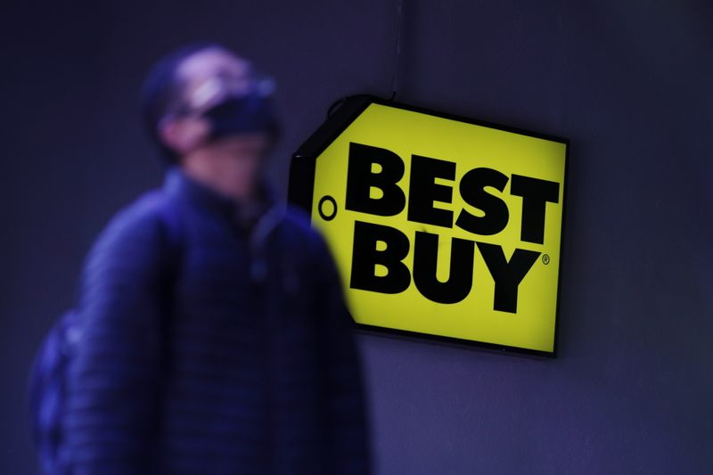 Best Buy to lay off some store workers: WSJ