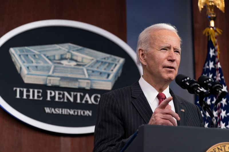 In call with China's Xi, Biden stresses rights concerns, need for free Indo-Pacific
