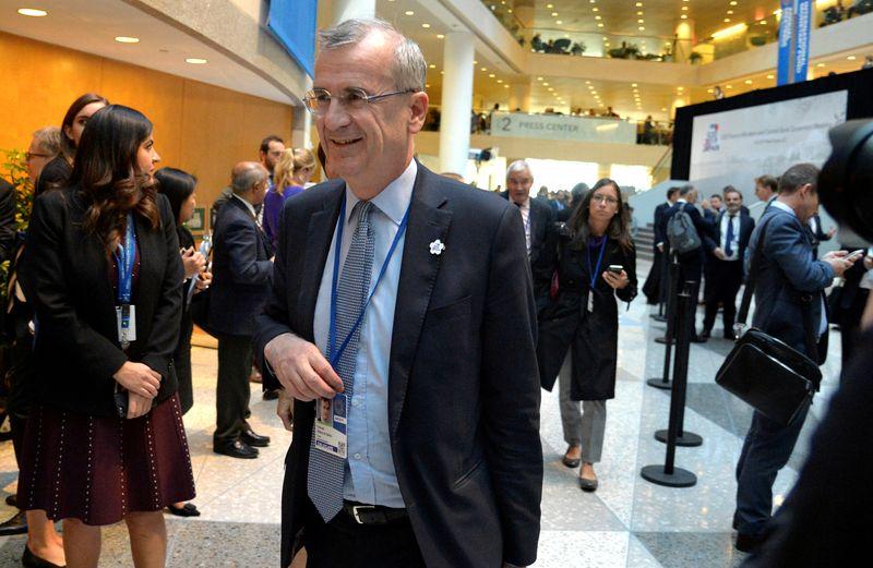 La BCE doit prendre en compte le risque climatique dans ses achats d'actifs corporate, dit Villeroy de Galhau