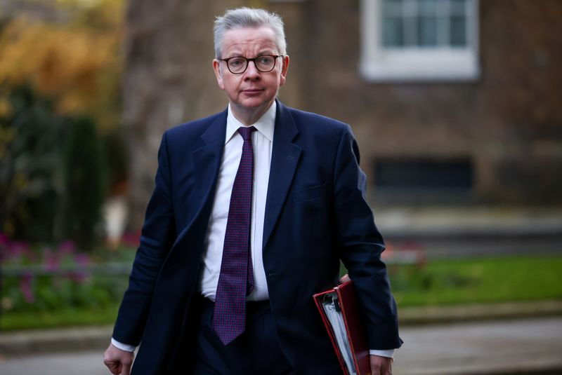 UK is working to solve post Brexit seafood and shipping problems - Gove
