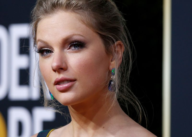 Taylor Swift unveils 'songs from the vault' on newly recorded 'Fearless' album