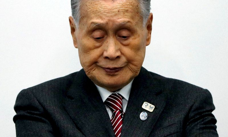 Japan political 'village mentality' pierced as Tokyo Olympics Mori set to resign