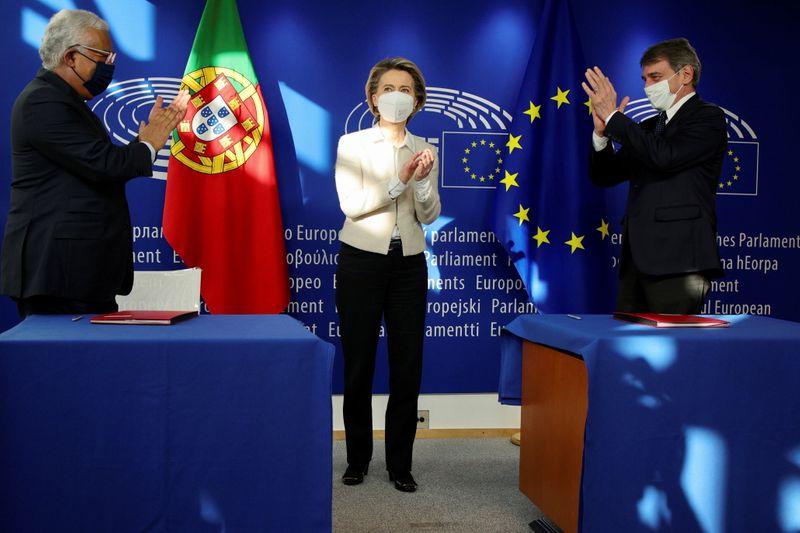 L'UE veut débloquer les premiers fonds pour la relance avant la fin de l'été
