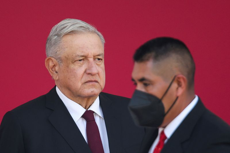 Mexican president hails Biden's border wall freeze