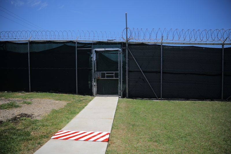 Biden launches review of Guantanamo prison, aims to close it before leaving office