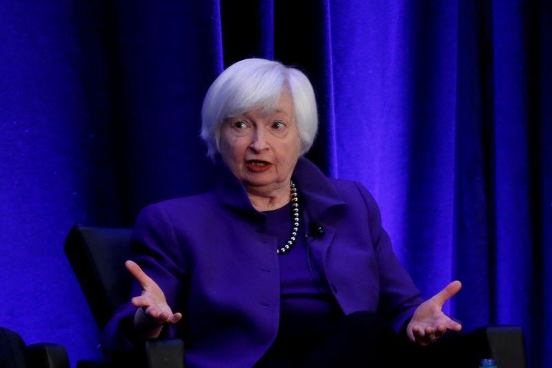Yellen urges G7 to