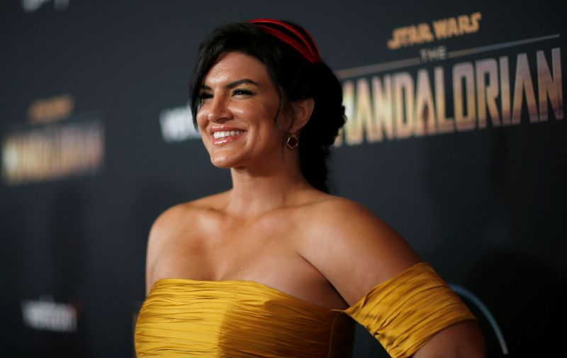 Ex-'Mandalorian' actress Gina Carano to make film with conservative outlet