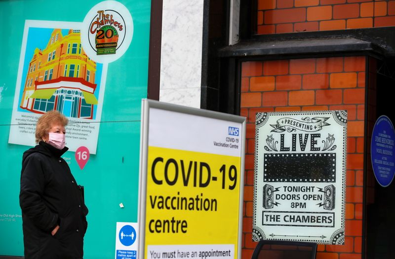 UK ministers in push to boost COVID-19 vaccine uptake