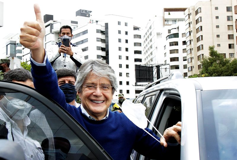 Ecuador to recount votes from presidential election after Perez claims fraud