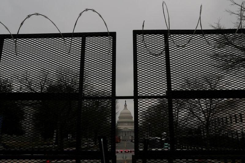 With Republican firewall, U.S. Senate acquits Trump of inciting deadly Capitol riot