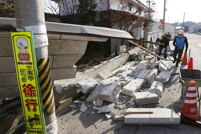 Japan quake brings back memories of deadly 2011 tsunami