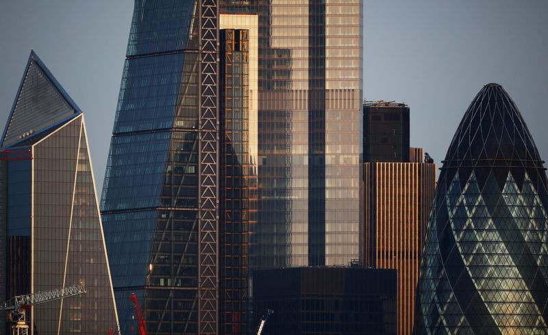 UK downplays risk of EU poaching City of London business