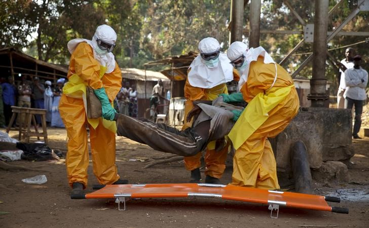 Guinea declares new Ebola outbreak