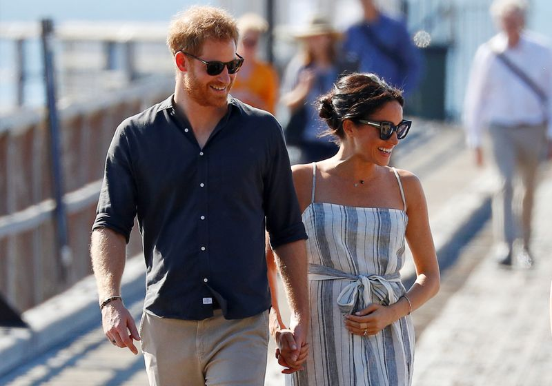 'Overjoyed' Harry and Meghan expecting second child