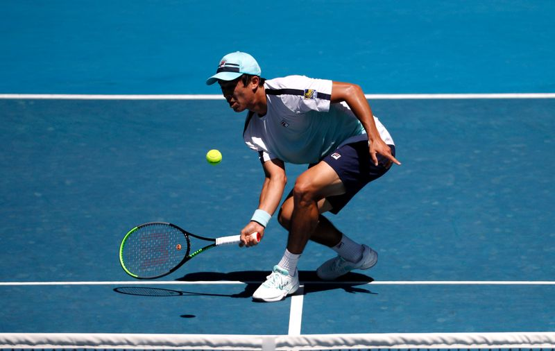 Tennis: Merciless Medvedev moves into last eight in Melbourne