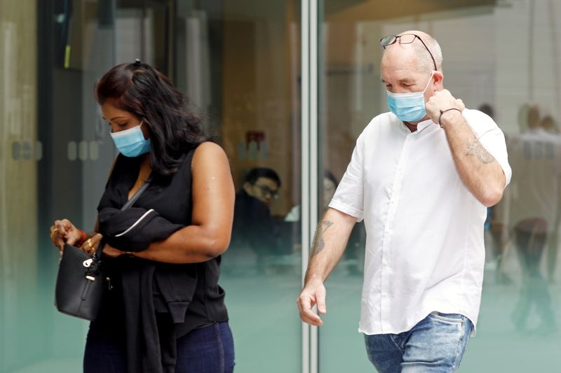 Briton pleads guilty to illicit meet-up during Singapore quarantine