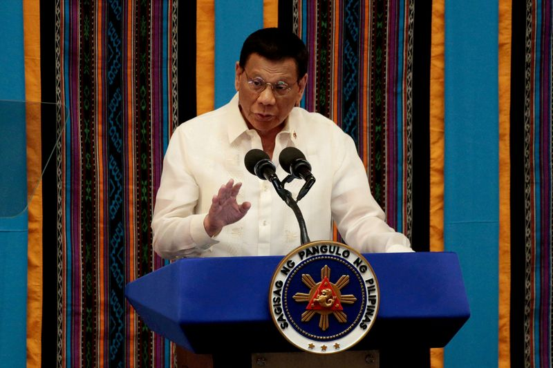 Philippines wants more than 'loose change' for U.S. troops deal