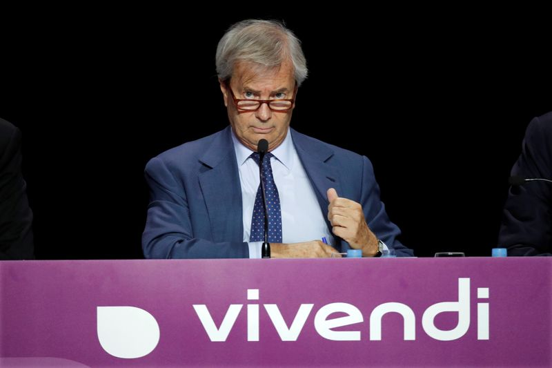 Bollore to keep strong grip on Universal after $36 billion listing By Reuters