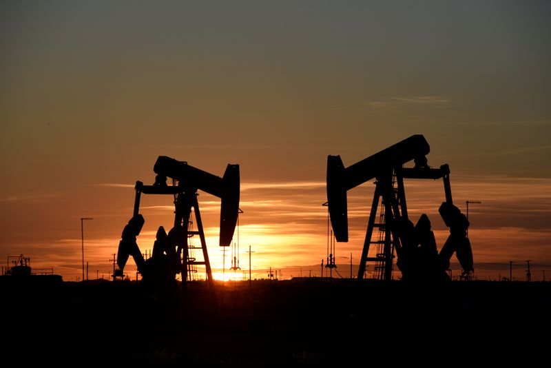 Oil prices near 13-month highs, supported by Texas cold snap
