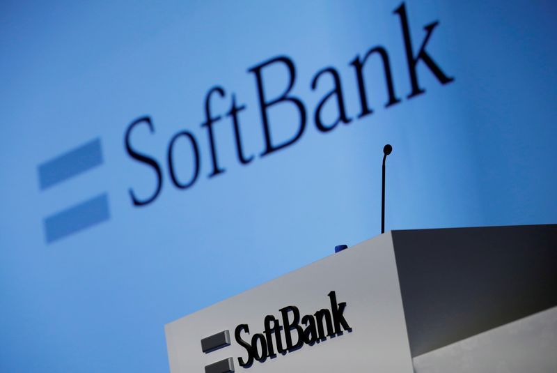 SoftBank shares hit historic high as online backers celebrate