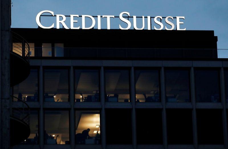 Credit Suisse: Baisse de 22% du bénéfice net en 2020 en raison des provisions liées à un litige