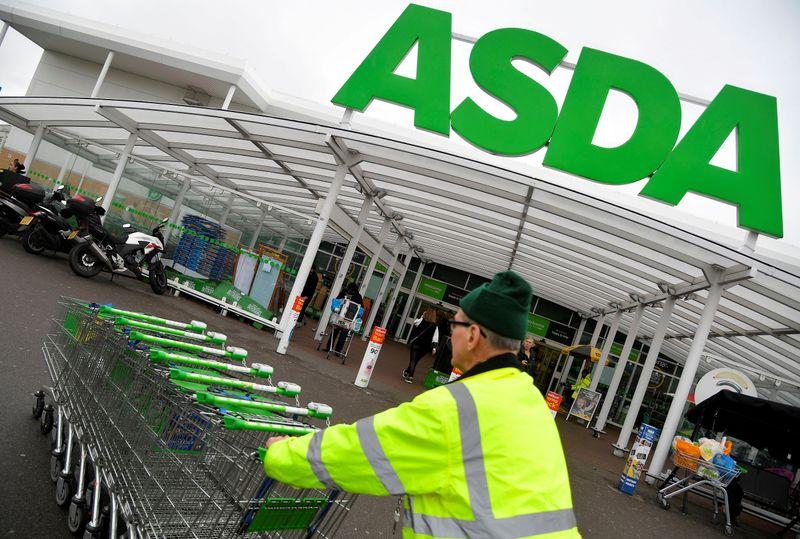 Britain's Asda ends Walmart era on the up