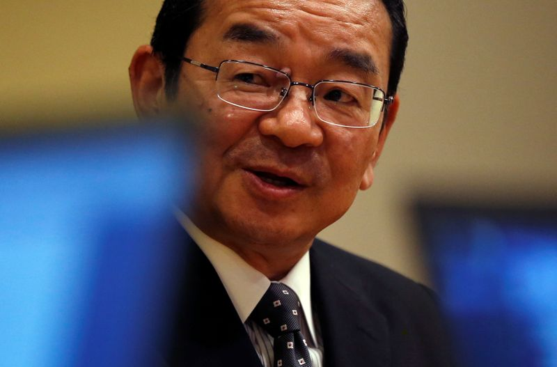 Honda CEO Hachigo to step down, be replaced by R&D chief Mibe