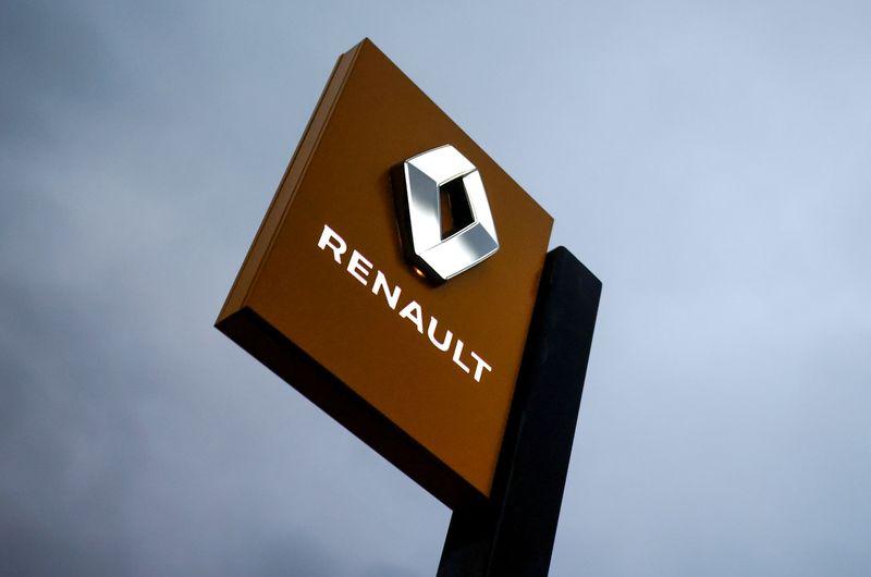 Renault: L'année 2021 débute difficilement, perte record en 2020