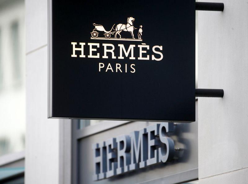 Hermès: L'activité accélère au T4 grâce à l'Asie