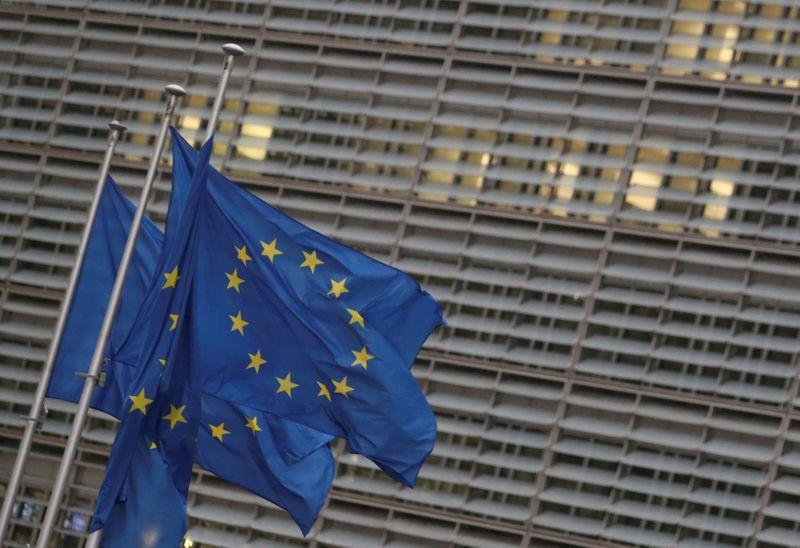 © Reuters. BRUXELLES POUR LA POURSUITE DES TRANSFERTS DE DONNÉES VERS LA GB