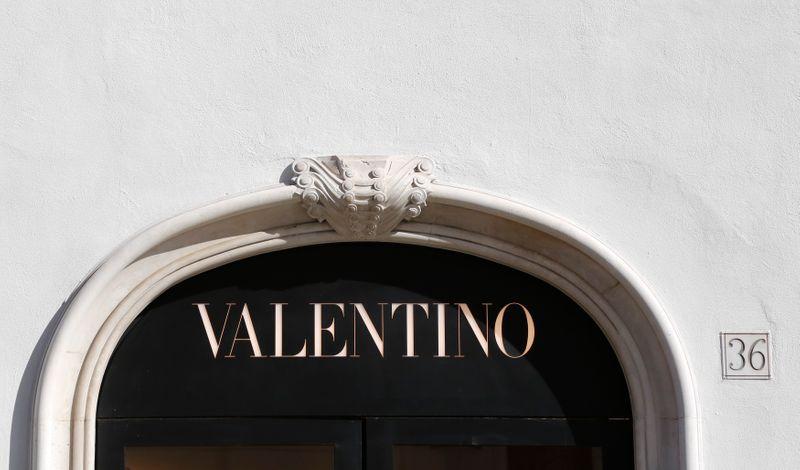 Valentino, causa da 207 million $ dopo chiusura boutique Manhattan per pandemia