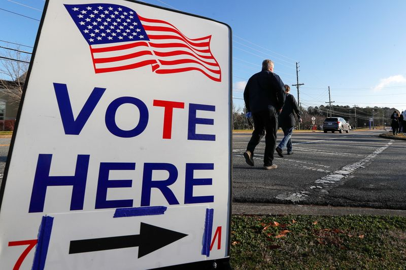 Voting rights advocates decry 'devastating' Georgia measure limiting ballot access