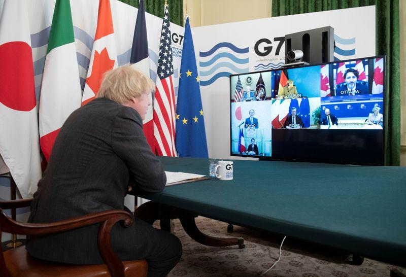 На дебютной для Байдена встрече G7 обсудила мир после пандемии, торговлю и Китай