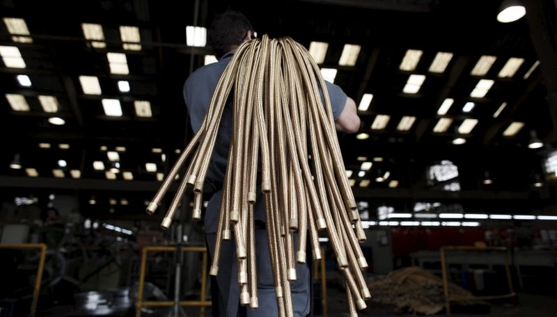 Brazil February industrial confidence falls for second month: FGV