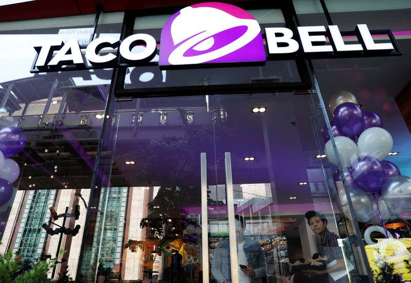 Taco Bell looks to enter crowding chicken sandwich space
