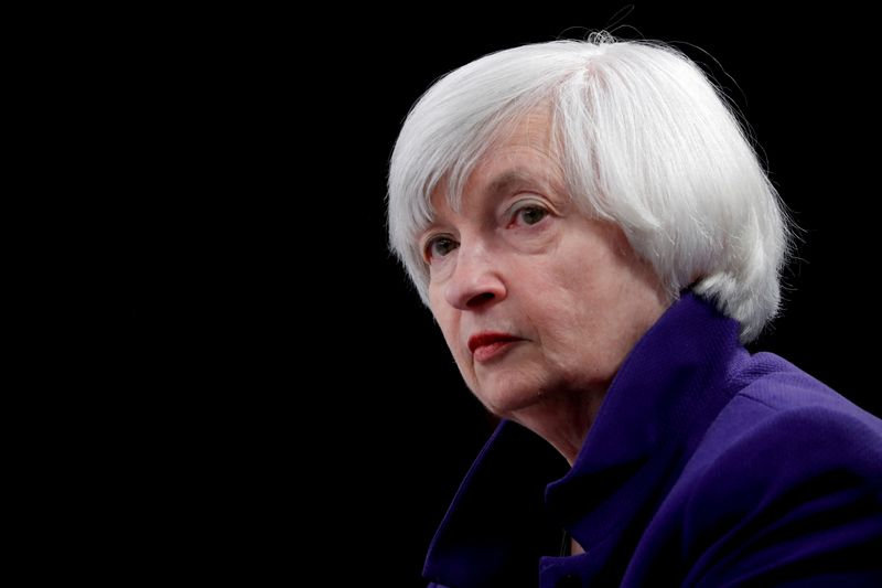 Yellen says to judge Biden stimulus on speed of return to pre-pandemic unemployment