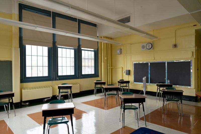 Teachers may play role in in-school COVID-19 transmission: U.S. CDC