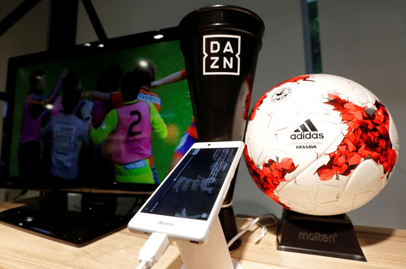 Telecom Italia and DAZN team up in Serie A rights race