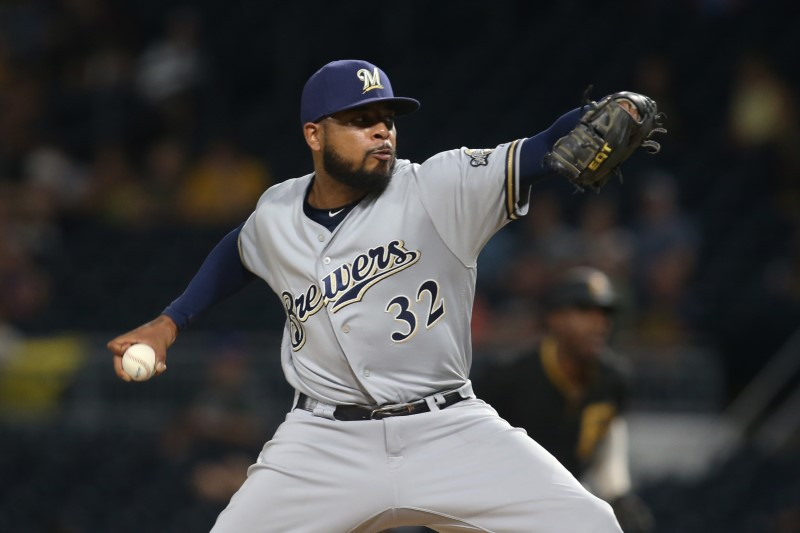 Nationals sign former All-Star reliever Jeremy Jeffress