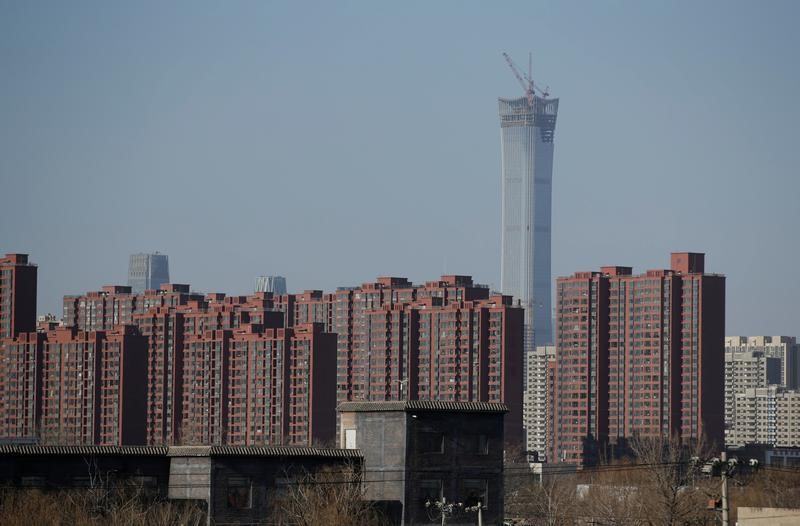 Mega cities fan China's home prices further in test for policymakers