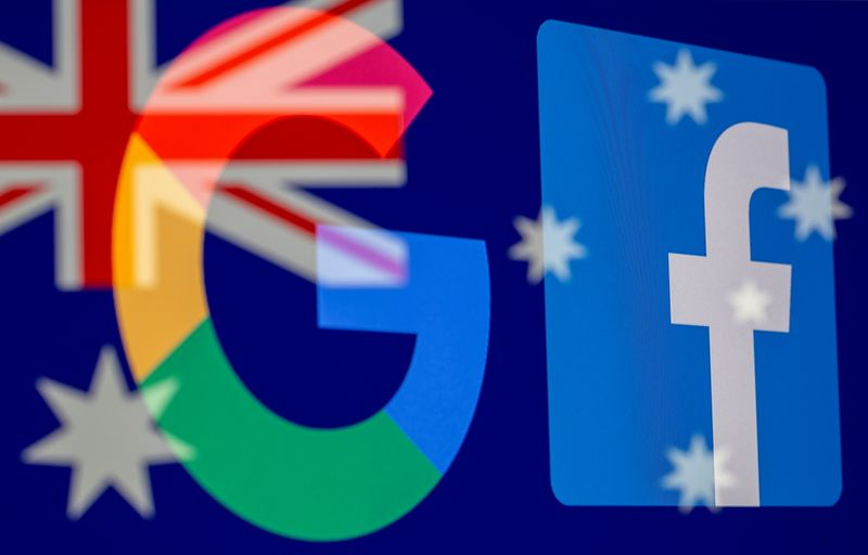 Australia closer to passing watershed Google, Facebook laws