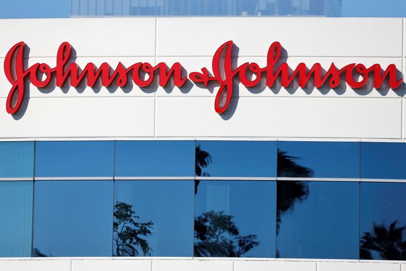 Johnson & Johnson sets aside almost $4 billion for talc verdict, filing shows