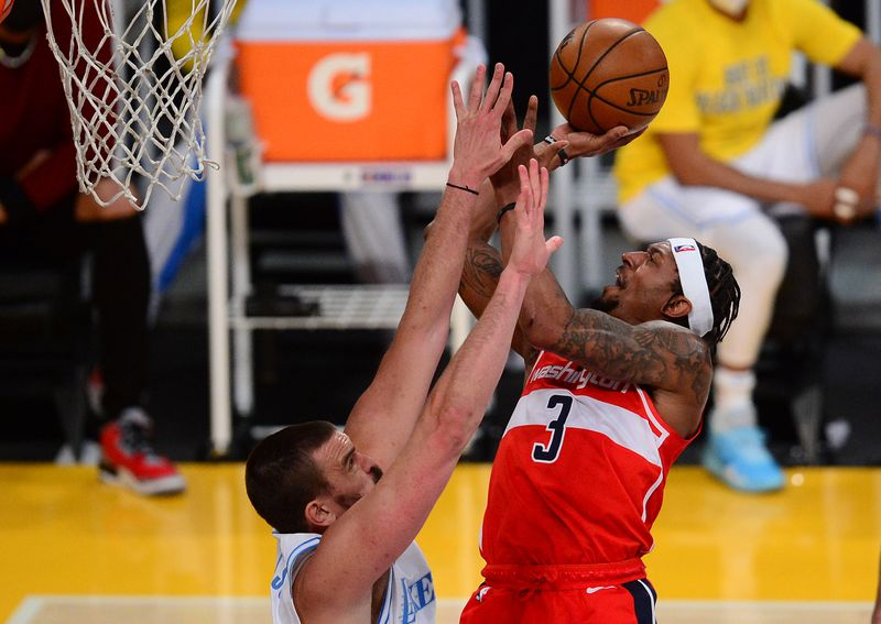 NBA roundup: Wizards top Lakers in OT for 5th straight win