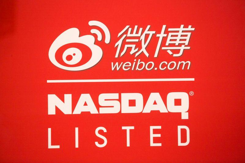 China's Weibo hires banks for Hong Kong secondary listing, sources say
