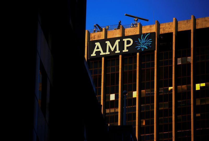 Australia's AMP close to agreeing joint venture with Ares: source