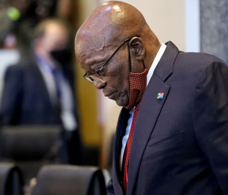 Arms deal corruption trial against South African ex-President Zuma to start in May