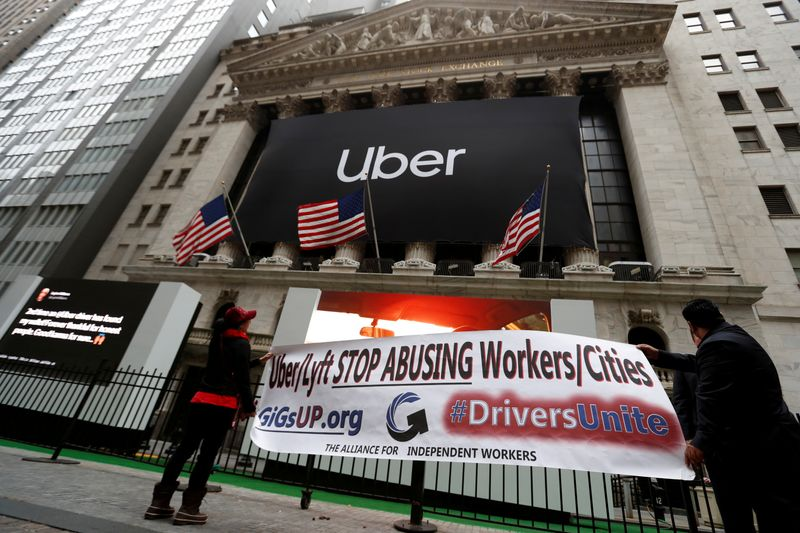South African Uber drivers join global push for worker rights: lawyers